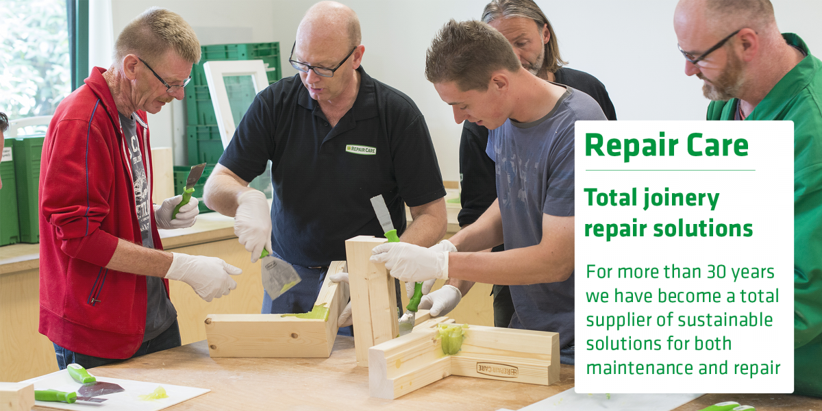Repair Care - Total joinery repair solutions